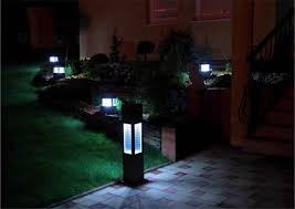 solar led walkway lights solar powered landscape lights what makes them such a great choice