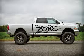 Dodge Ram White - nicely detailed white dodge ram 2500 lifted truck nicely detailed