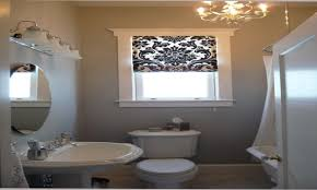 bathroom window curtain ideas pleasant design curtain ideas for bathrooms bedrooms bathroom