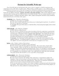 scientific report template scientific report template fieldstation co