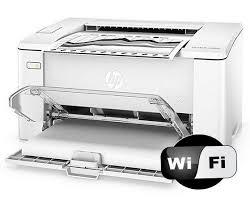 Fabuloso Impressora HP M-102w M102w Pro Laserjet Wireless 102w + Toner  @MH07