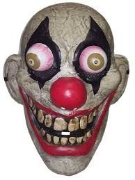 scary clown masks halloween masks party superstores