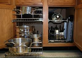 Kitchen Cabinet Storage Baskets Amazing 50 Kitchen Cabinet Storage Bins Design Ideas Of Best 25