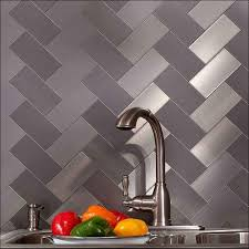 Self Adhesive Kitchen Backsplash by Kitchen Glass Backsplash Kitchen Self Adhesive Wall Tiles Wall