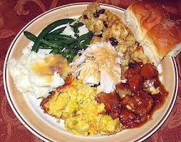 egotv archive 25 appetizing thanksgiving dinner plates egotv