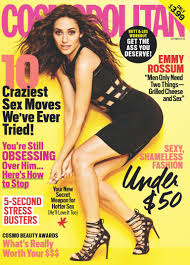 cosmopolitan fug the cover emmy rossum on cosmopolitan october 2014 go fug