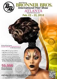 black hair show 2015 get ready atlanta for the world famous bronner bros