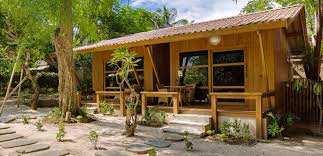 pearl of trawangan teak cottages gili trawangan lombok indonesia