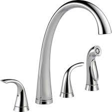 delta kitchen faucet diverter repair