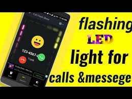 Light For Phone Flashing Led Light For Calls And Sms Messege Led Flashlight Alert