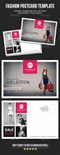 43 best postcard design template images on pinterest postcard
