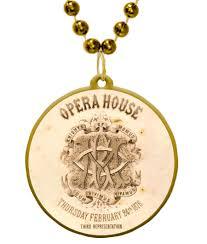 custom mardi gras 1886 momus opera house vintage mardi gras invitation theme