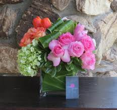 orange roses pink and orange roses in santa clarita ca floral effect