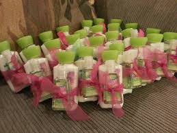 bridal shower favors ideas pedicure in a jar bridal shower favors shower favors pedicures