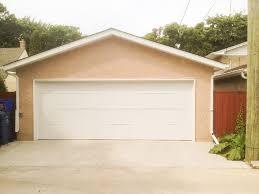 Winnipeg Overhead Door by New Garage Build At Overdale U2013 Bayward Builders Ltd