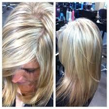 low lights for blech blond short hair platinum blonde with red blonde hair with low lights beautiful