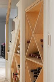 Modern Banister Ideas 20 Eye Catching Under Stairs Wine Storage Ideas