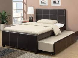 Daybed Trundle Bed Daybeds Ikea Pictures With Cool Queen Daybed Trundle Pop Up Frame