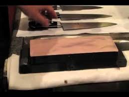 sharpening japanese kitchen knives japanese knife sharpening by masaaki saito