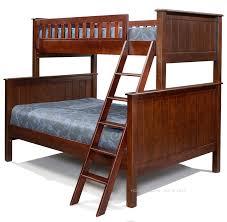Twin And Full Bunk Beds by Hoot Judkins Furniture San Francisco San Jose Bay Area Mushroom