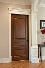 creative wood door white frame 98 in home decoration ideas