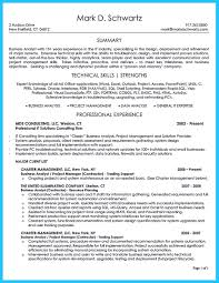 Resume For Manual Testing Oracle Resume Resume For Your Job Application