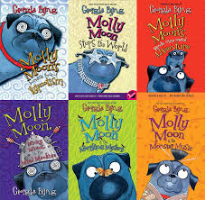 molly moon series by georgia byng these books are very thrilling
