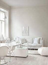 Living Room  Shabby Chic White Living Room Design Ideas With - White living room decoration
