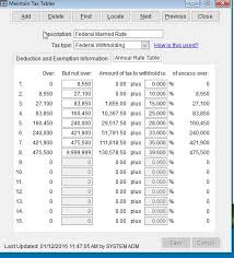 2017 payroll tax tables user support forum view topic payroll tax deductions after