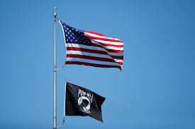 What Does The Usa Flag Represent National Pow Mia Recognition Day Story Behind The Pow Flag Time