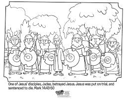jesus is betrayed by judas bible coloring pages what u0027s in the