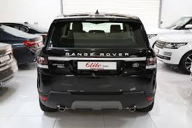 land rover black 2017 range rover sport se 2017 the elite cars for brand new and pre