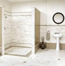 marble tile bathroom ideas stunning eclectic bathroom design glossy white marble floor tile