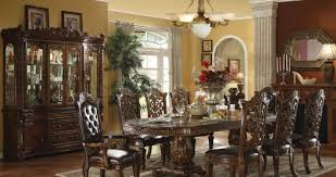 dining contemporary beauty european dining room furniture set