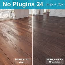 wooden floor 24 without plugins 3d model cgtrader