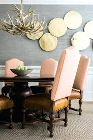 faux leather dining room chairs dining chairs excellent chairs colors rustic romantic pink and