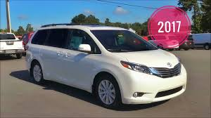 toyota msrp 2017 toyota sienna limited premium in depth review u0026 tutorial msrp