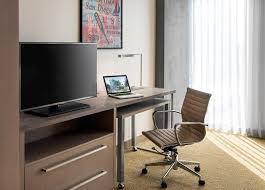 Computer Desk San Diego Residence Inn By Marriott San Diego Downtown Bayfront Ca