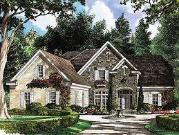 european cottage plans plan 5482lk european country cottage plan cottage house house