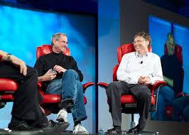 Bill Gates And Steve Jobs Meme - sturostili steve jobs bill gates meme