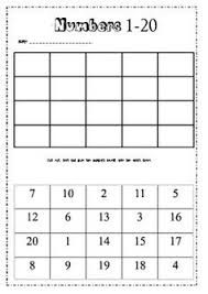 handwriting numbers 1 5 rochellerocks teacherspayteachers com