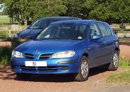 nissan almera tino 2005 car picker blue nissan almera tino