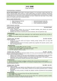 Sample Resume For Business Development Manager by Resume Samples Basic To Professional Resumeyard