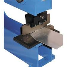 Bench Punch Press Oblong Punch U0026 Die Mounted Bench Press Not Included