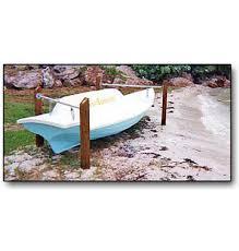 boat bench