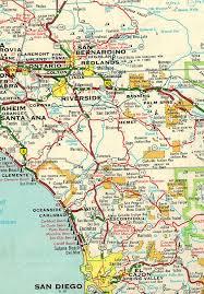 map of highway 395 oregon u s 395 san diego original routes