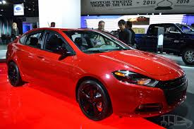 All Wheel Drive Dodge Dart Hyper Black