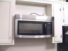 over the range microwave cabinet ideas small over the range microwave warface co