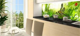 green glass backsplashes for kitchens 33 amazing backsplash ideas add flare to modern kitchens with colors