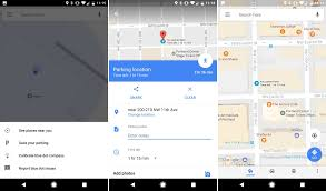 add reminder in android maps beta on android adds parking reminders techspot
